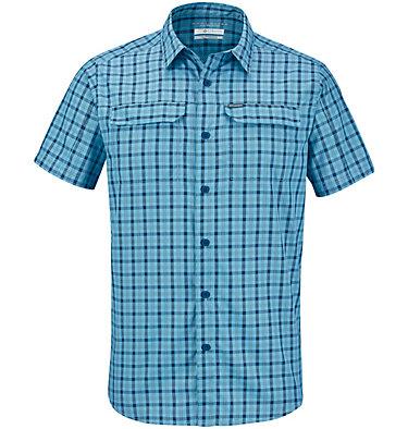 Silver Ridge™ 2.0 Kurzarmhemd mit Karomuster für Herren Silver Ridge™ 2.0 Multi Plaid  | 615 | M, Collegiate Navy Gingham, front