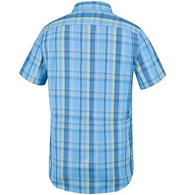 Silver Ridge™ 2.0 Kurzarmhemd mit Karomuster für Herren Silver Ridge™ 2.0 Multi Plaid  | 615 | M, Mustard Plaid, back