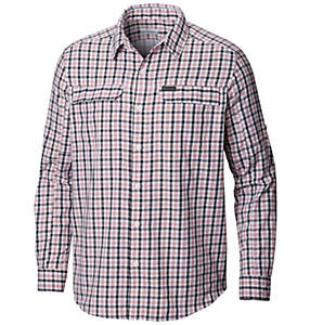 Men's Silver Ridge™ 2.0 Plaid Long Sleeve Shirt