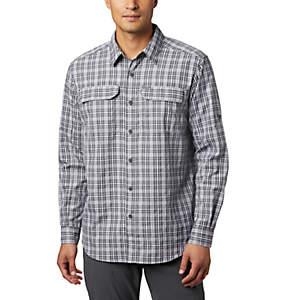 Men's Silver Ridge™ 2.0 Plaid Long Sleeve Shirt
