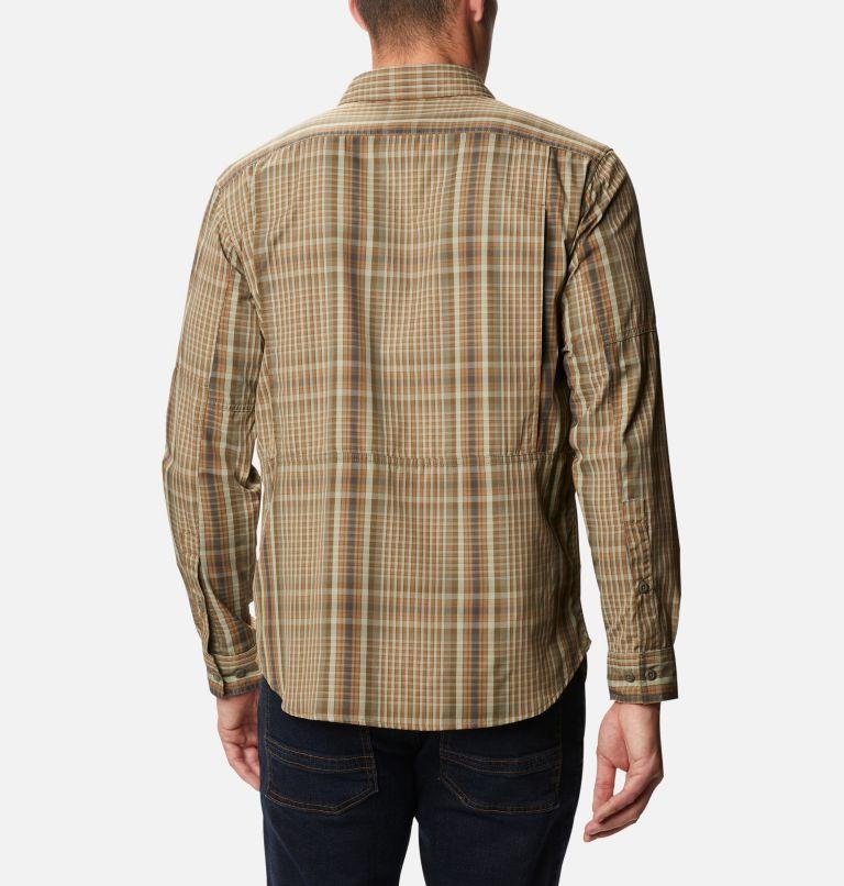 Men's Silver Ridge™ 2.0 Plaid Long Sleeve Shirt Men's Silver Ridge™ 2.0 Plaid Long Sleeve Shirt, back