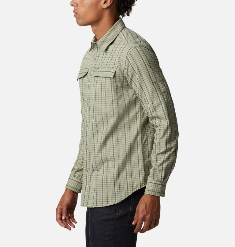 Men's Silver Ridge™ 2.0 Plaid Long Sleeve Shirt Men's Silver Ridge™ 2.0 Plaid Long Sleeve Shirt, a1