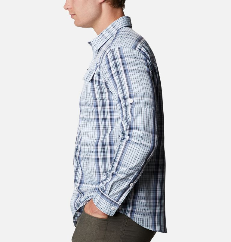 Men's Silver Ridge™ 2.0 Plaid Long Sleeve Shirt Men's Silver Ridge™ 2.0 Plaid Long Sleeve Shirt, a1
