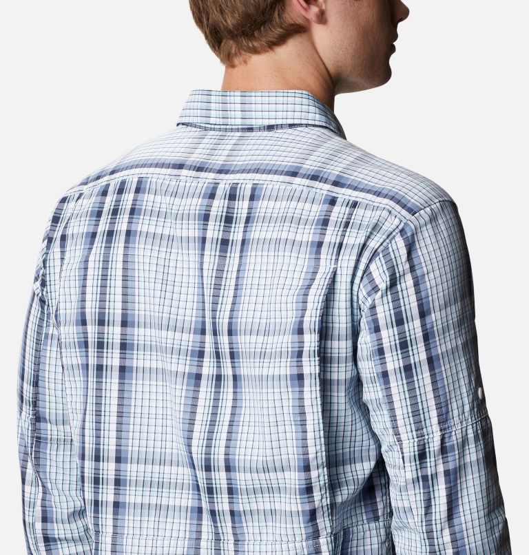 Men's Silver Ridge™ 2.0 Plaid Long Sleeve Shirt Men's Silver Ridge™ 2.0 Plaid Long Sleeve Shirt, a3