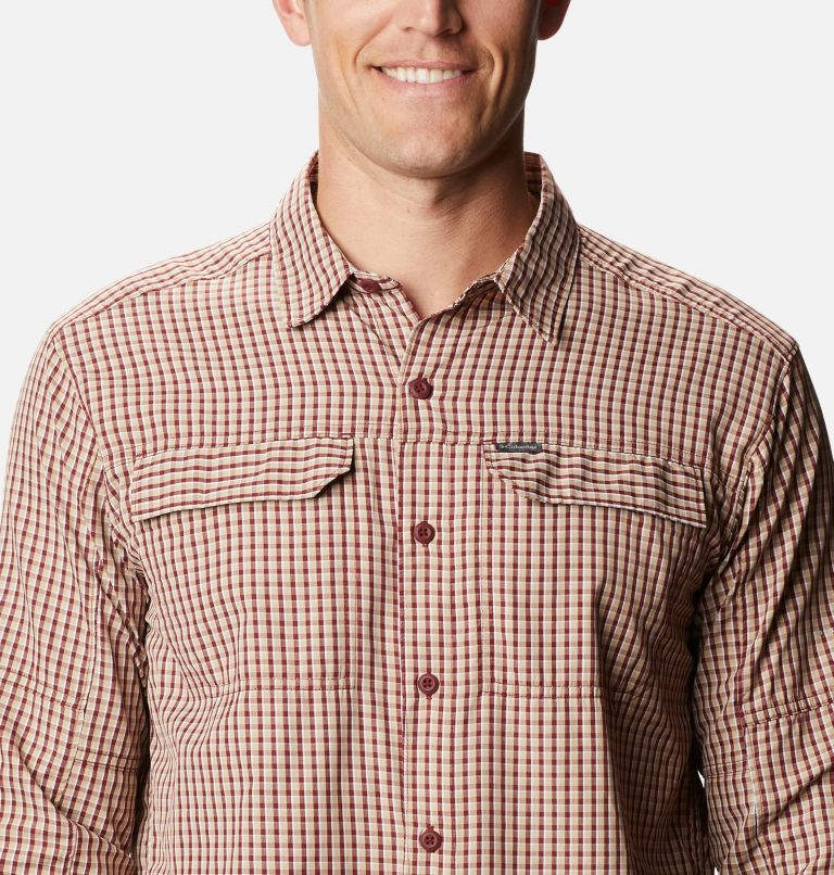 Men's Silver Ridge™ 2.0 Plaid Long Sleeve Shirt Men's Silver Ridge™ 2.0 Plaid Long Sleeve Shirt, a2