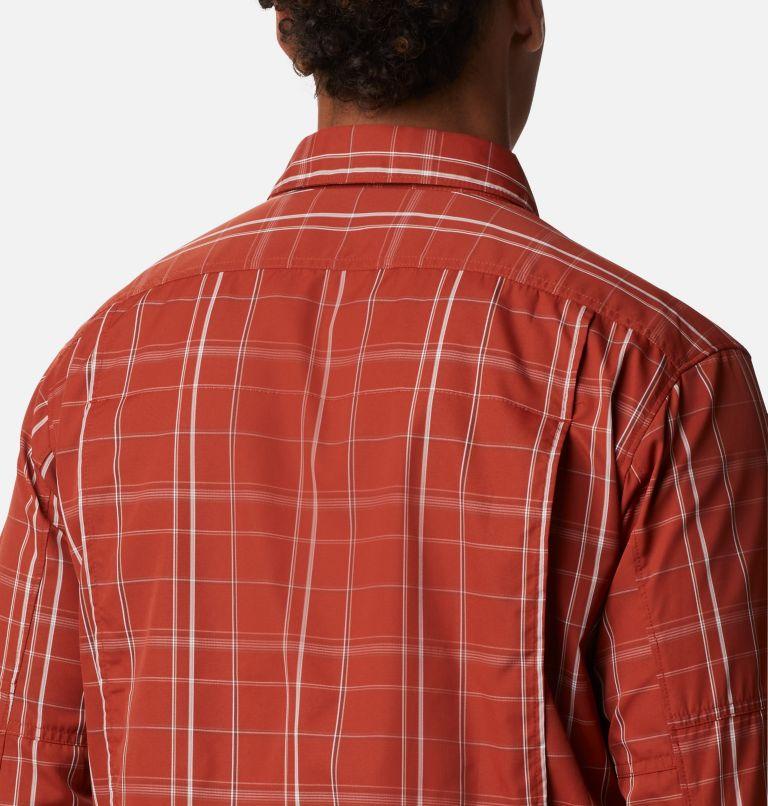 Men's Silver Ridge™ 2.0 Plaid Long Sleeve Shirt - Big Men's Silver Ridge™ 2.0 Plaid Long Sleeve Shirt - Big, a3