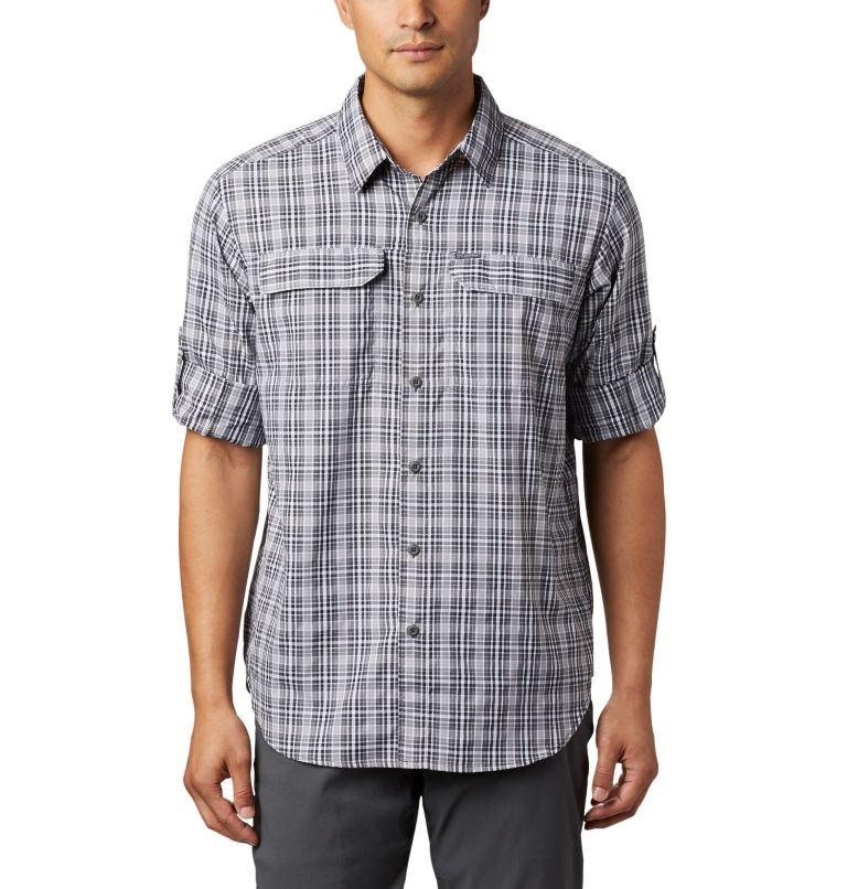 Men's Silver Ridge™ 2.0 Plaid Long Sleeve Shirt—Tall Men's Silver Ridge™ 2.0 Plaid Long Sleeve Shirt—Tall, a2