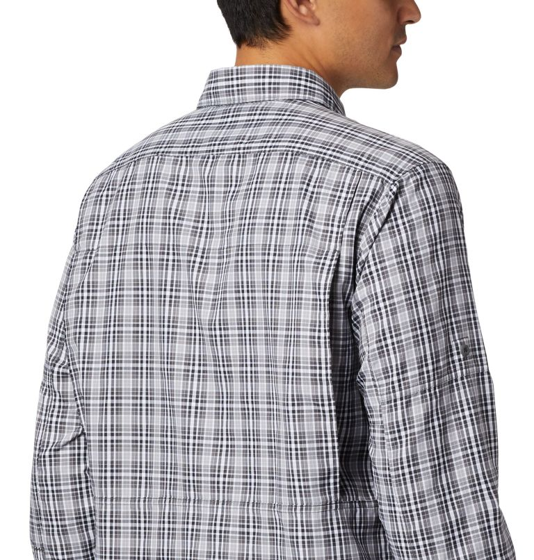 Men's Silver Ridge™ 2.0 Plaid Long Sleeve Shirt—Tall Men's Silver Ridge™ 2.0 Plaid Long Sleeve Shirt—Tall, a3