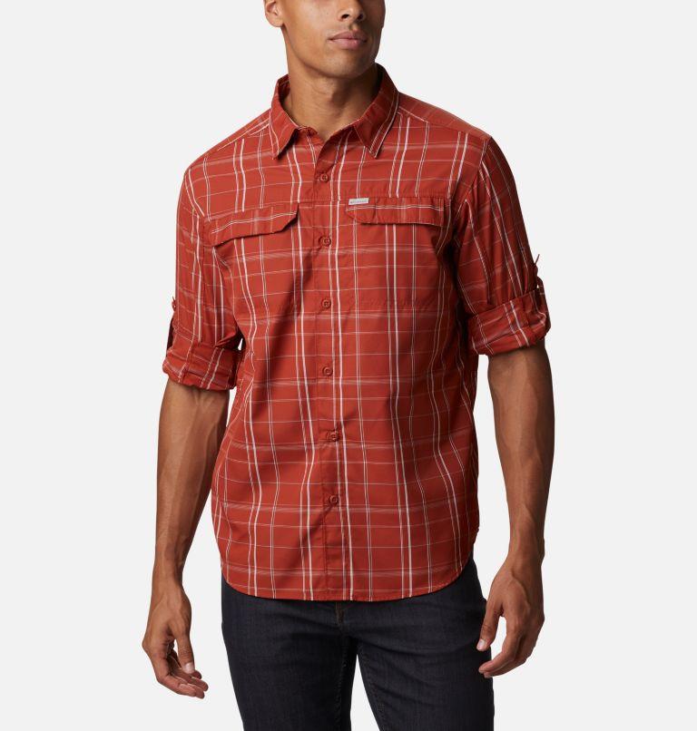 Men's Silver Ridge™ 2.0 Plaid Long Sleeve Shirt - Tall Men's Silver Ridge™ 2.0 Plaid Long Sleeve Shirt - Tall, a4