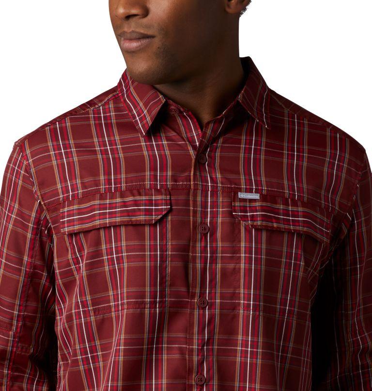 Men's Silver Ridge™ 2.0 Plaid Long Sleeve Shirt—Tall Men's Silver Ridge™ 2.0 Plaid Long Sleeve Shirt—Tall, a1