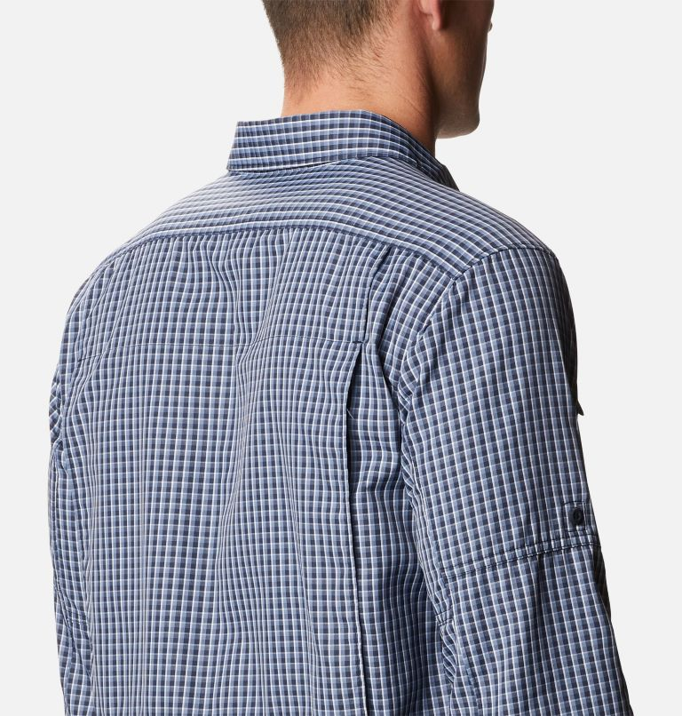 Men's Silver Ridge™ 2.0 Plaid Long Sleeve Shirt Men's Silver Ridge™ 2.0 Plaid Long Sleeve Shirt, a3