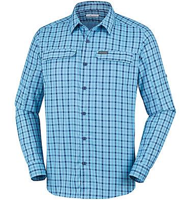 Silver Ridge™ 2.0 Langarmhemd mit Karomuster für Herren , front