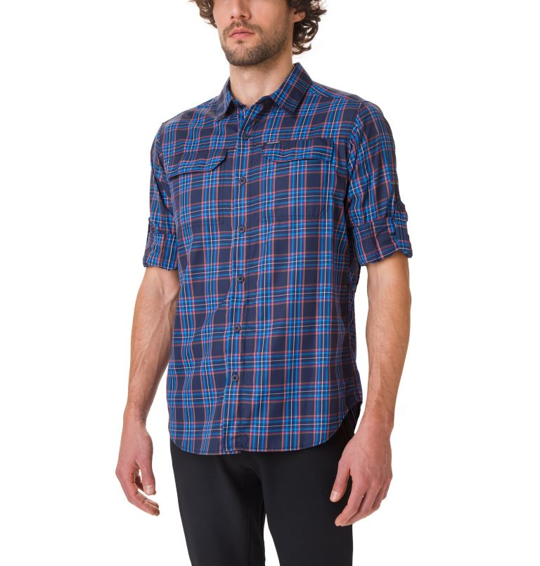 Silver Ridge™ 2.0 Langarmhemd mit Karomuster für Herren Silver Ridge™ 2.0 Langarmhemd mit Karomuster für Herren, a1