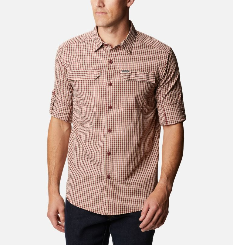 Men's Silver Ridge™ 2.0 Plaid Long Sleeve Shirt Men's Silver Ridge™ 2.0 Plaid Long Sleeve Shirt, a4