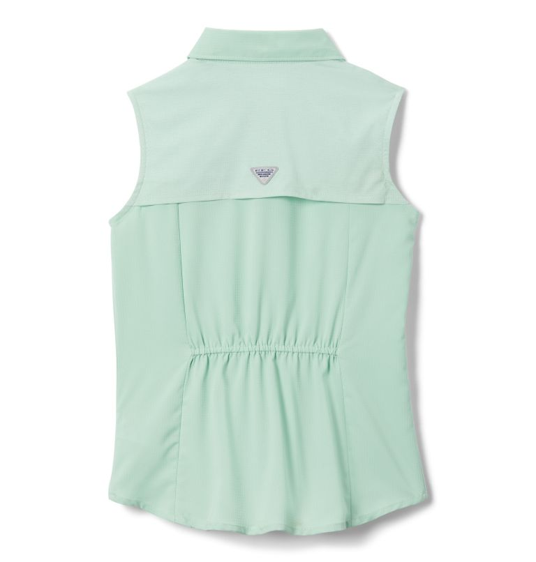 Girls' PFG Tamiami™ Sleeveless Shirt Girls' PFG Tamiami™ Sleeveless Shirt, back