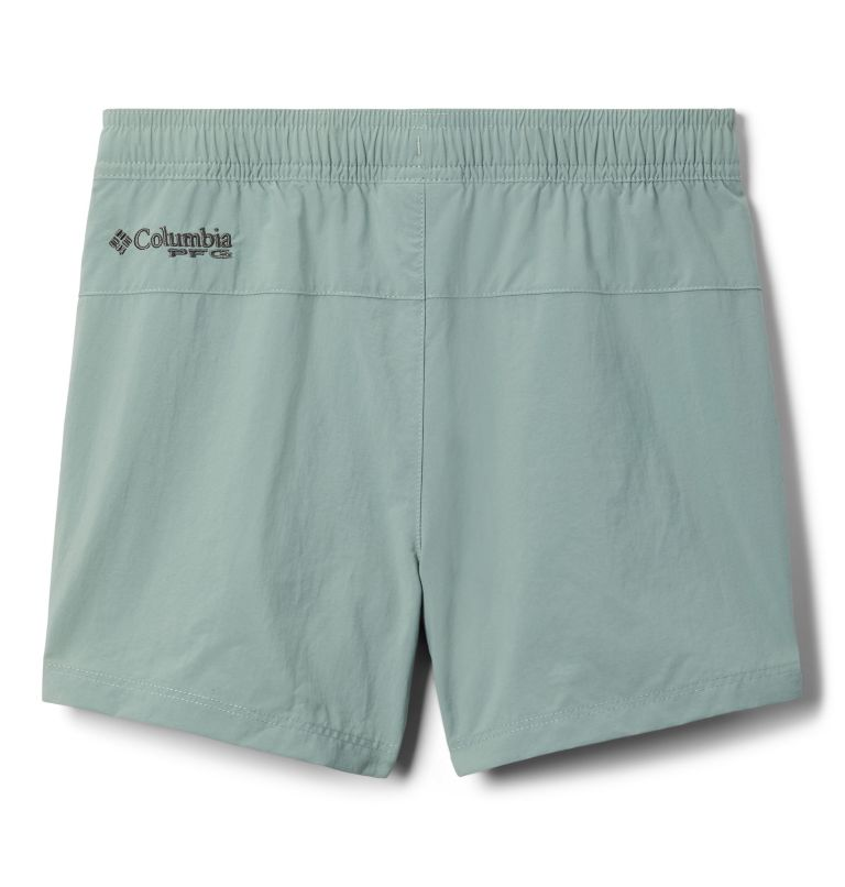 Girls' PFG Backcast™ Shorts Girls' PFG Backcast™ Shorts, back