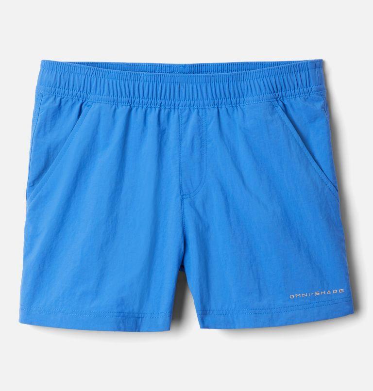 Backcast™ Short | 487 | L Girls' PFG Backcast™ Shorts, Vivid Blue, front