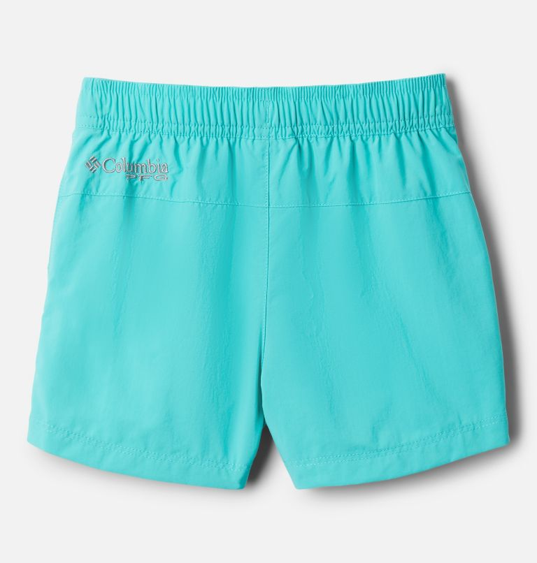 Girls' PFG Toddler Backcast™ Shorts Girls' PFG Toddler Backcast™ Shorts, back