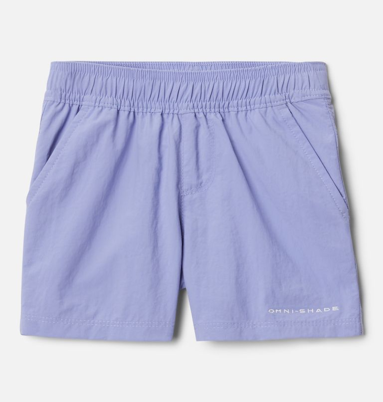 Girls' PFG Toddler Backcast™ Shorts Girls' PFG Toddler Backcast™ Shorts, front