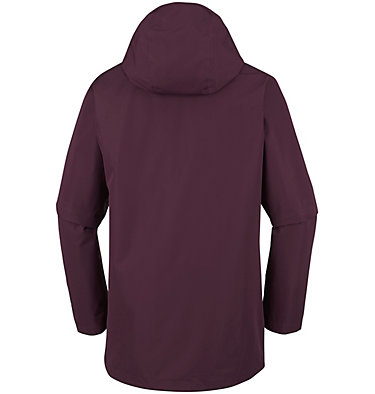 Giacca Forest Park™ da uomo Forest Park™ Jacket | 601 | XXL, Dark Merlot, back