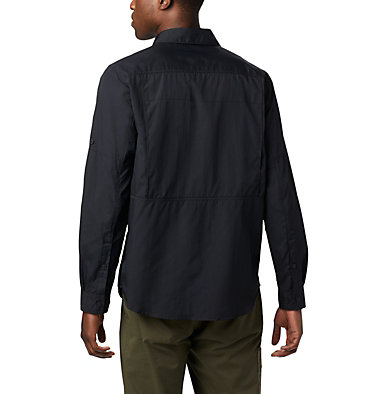 Men's Silver Ridge™ 2.0 Long Sleeve Shirt Silver Ridge™2.0 Long Sleeve Shirt | 449 | XL, Black, back