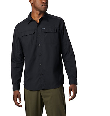 Men's Silver Ridge™ 2.0 Long Sleeve Shirt Silver Ridge™2.0 Long Sleeve Shirt | 449 | XL, Black, front