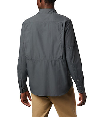 Men's Silver Ridge™ 2.0 Long Sleeve Shirt Silver Ridge™2.0 Long Sleeve Shirt | 449 | XL, Grill, back