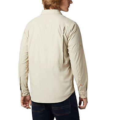 Men's Silver Ridge™ 2.0 Long Sleeve Shirt Silver Ridge™2.0 Long Sleeve Shirt | 449 | XL, Fossil, back