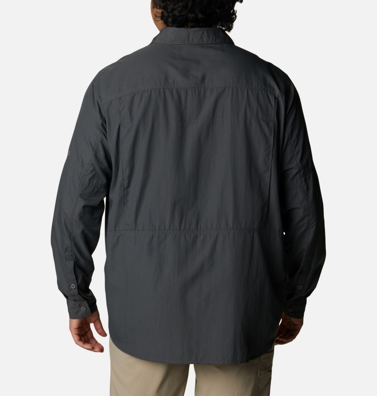Men's Silver Ridge™2.0 Long Sleeve Shirt – Extended Size Men's Silver Ridge™2.0 Long Sleeve Shirt – Extended Size, back