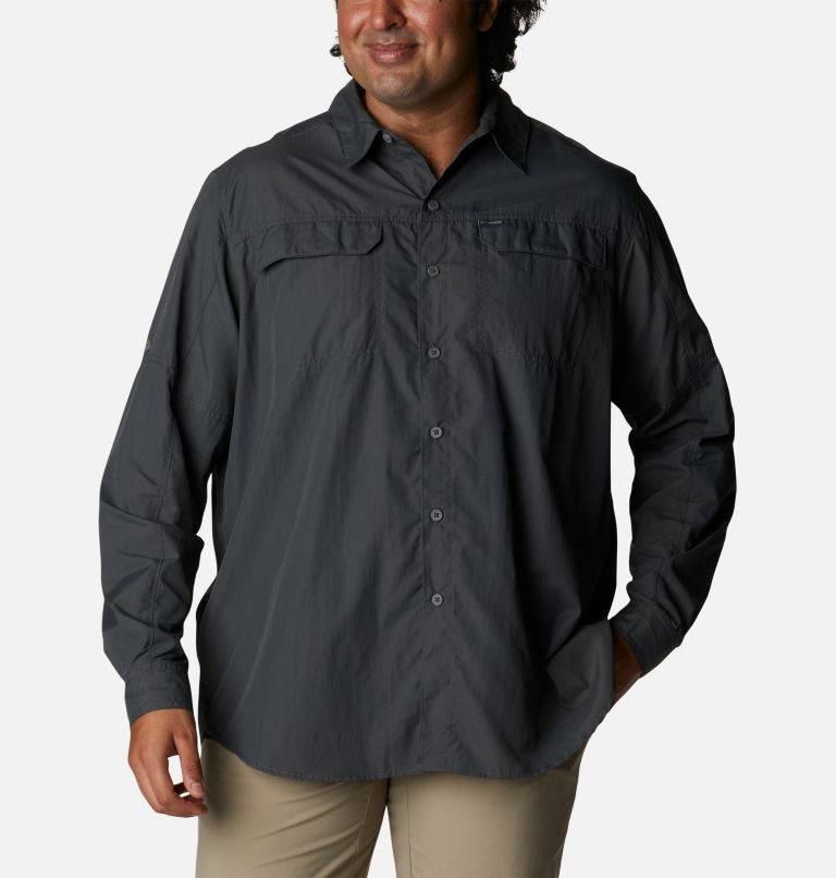 Men's Silver Ridge™ 2.0 Long Sleeve Shirt—Big Men's Silver Ridge™ 2.0 Long Sleeve Shirt—Big, front