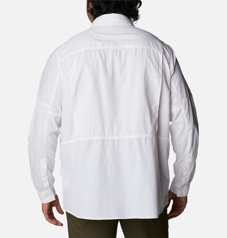 Chemise à manches longues Silver Ridge™ 2.0 pour homme—Grandes tailles Chemise à manches longues Silver Ridge™ 2.0 pour homme—Grandes tailles, back