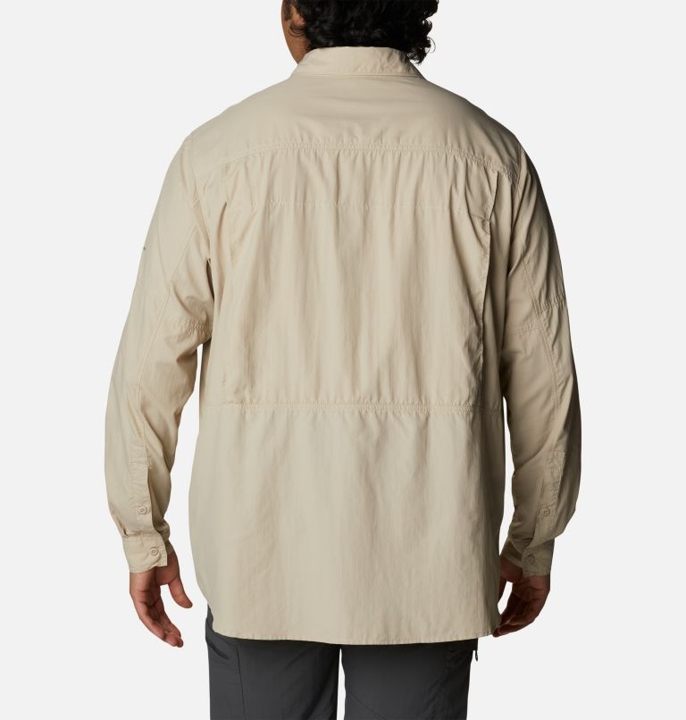 Men's Silver Ridge™ 2.0 Long Sleeve Shirt—Big Men's Silver Ridge™ 2.0 Long Sleeve Shirt—Big, back