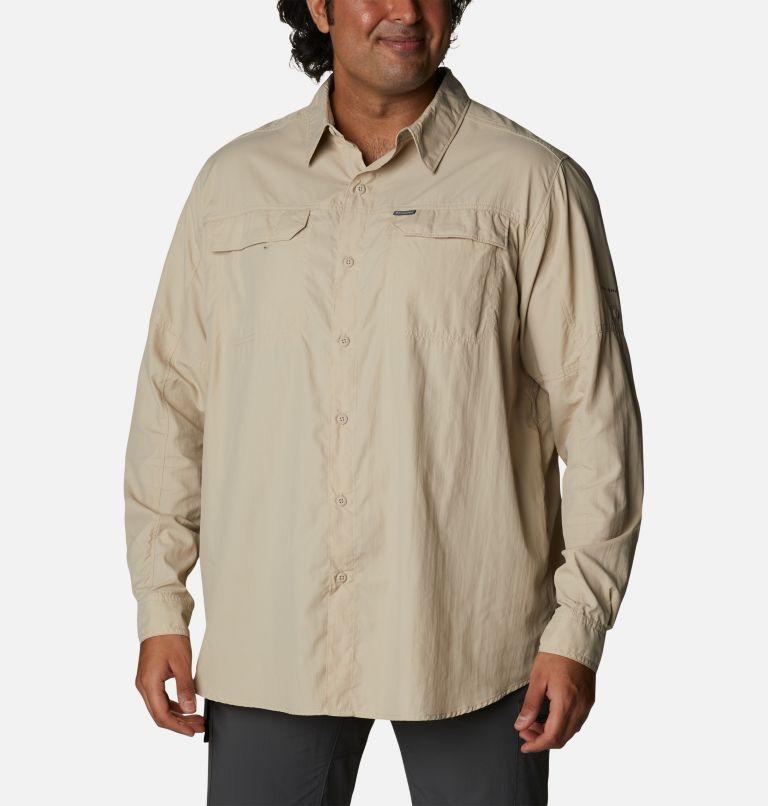 Men's Silver Ridge™ 2.0 Long Sleeve Shirt—Big Men's Silver Ridge™ 2.0 Long Sleeve Shirt—Big, front