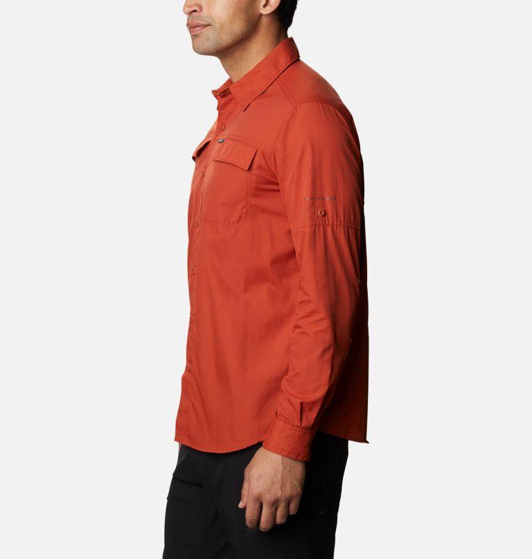 Silver Ridge™2.0 Long Sleeve Shirt   248   2X Men's Silver Ridge™ 2.0 Long Sleeve Shirt—Big, Dark Sienna, a1