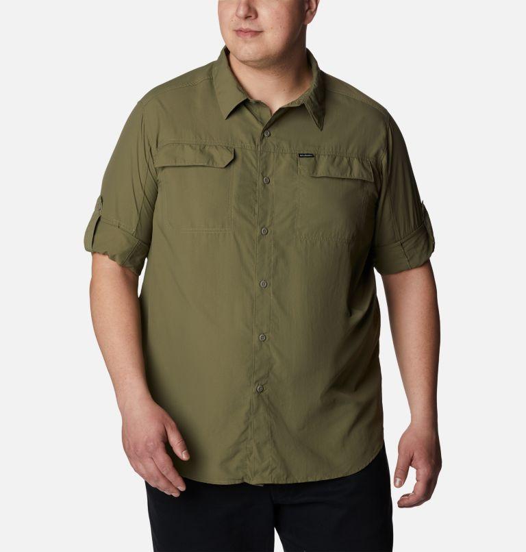 Men's Silver Ridge™ 2.0 Long Sleeve Shirt—Big Men's Silver Ridge™ 2.0 Long Sleeve Shirt—Big, a4