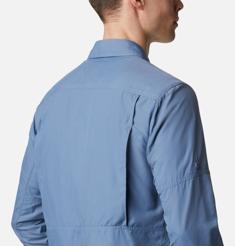 Men's Silver Ridge™ 2.0 Long Sleeve Shirt—Big Men's Silver Ridge™ 2.0 Long Sleeve Shirt—Big, a3