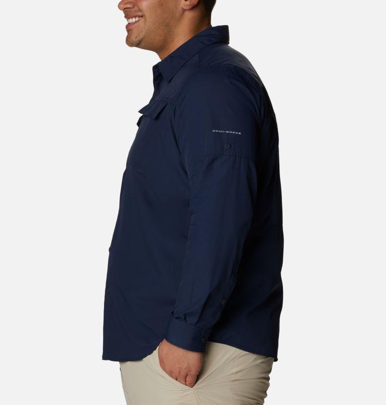 Silver Ridge™2.0 Long Sleeve Shirt | 464 | 3X Men's Silver Ridge™ 2.0 Long Sleeve Shirt—Big, Collegiate Navy, a1