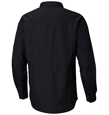 Men's Silver Ridge™ 2.0 Long Sleeve Shirt—Tall Silver Ridge™2.0 Long Sleeve Shirt | 449 | LT, Black, back
