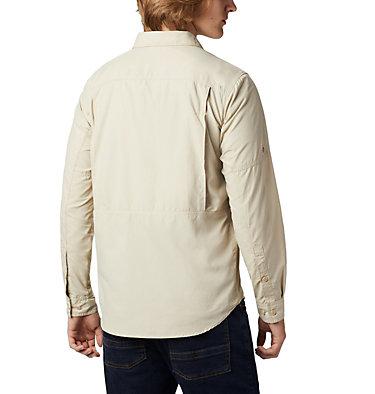 Men's Silver Ridge™ 2.0 Long Sleeve Shirt—Tall Silver Ridge™2.0 Long Sleeve Shirt | 449 | LT, Fossil, back