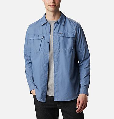 Men's Silver Ridge™ 2.0 Long Sleeve Shirt—Tall Silver Ridge™2.0 Long Sleeve Shirt | 449 | LT, Bluestone, front