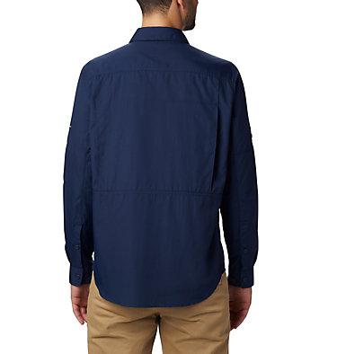Men's Silver Ridge™ 2.0 Long Sleeve Shirt—Tall Silver Ridge™2.0 Long Sleeve Shirt | 449 | LT, Collegiate Navy, back