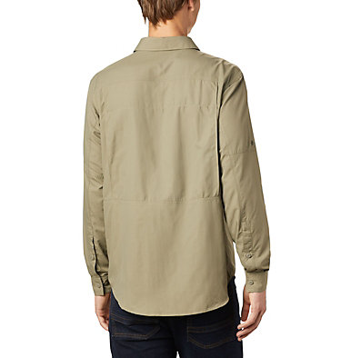 Men's Silver Ridge™2.0 Shirt Silver Ridge™2.0 Long Sleeve Shirt | 028 | L, Sage, back