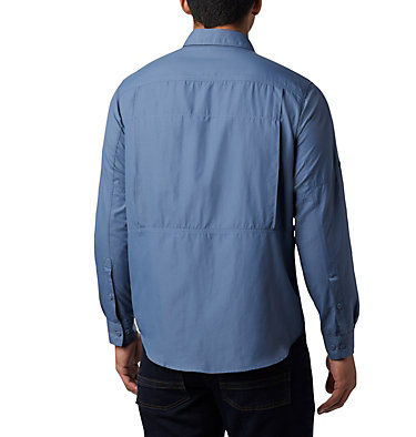 Camiseta de manga larga Silver Ridge™ 2.0 para hombre Silver Ridge™2.0 Long Sleeve Shirt | 028 | L, Mountain, back