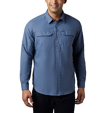 Camiseta de manga larga Silver Ridge™ 2.0 para hombre Silver Ridge™2.0 Long Sleeve Shirt | 028 | L, Mountain, front