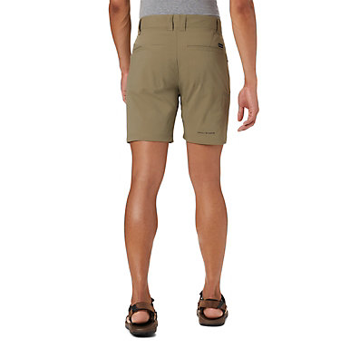 Men's Silver Ridge™ II Stretch Shorts Silver Ridge™ II Stretch Short | 010 | 32, Sage, back