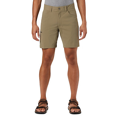 Men's Silver Ridge™ II Stretch Shorts Silver Ridge™ II Stretch Short | 010 | 32, Sage, front