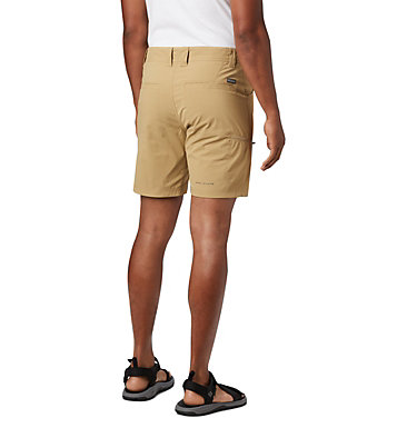 Men's Silver Ridge™ II Stretch Shorts - Big Silver Ridge™ II Stretch Short | 010 | 44, Crouton, back