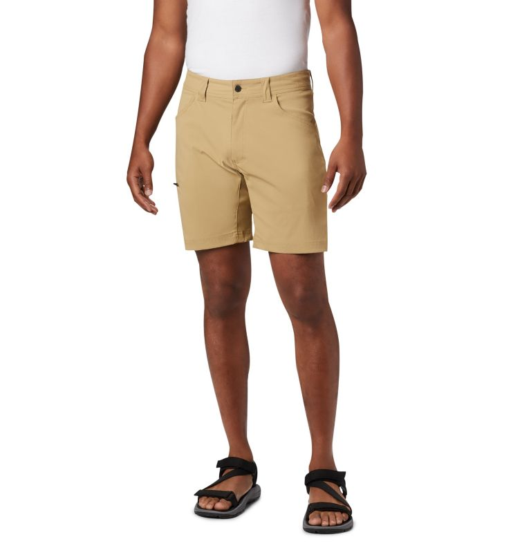 Men's Silver Ridge™ II Stretch Shorts - Big Men's Silver Ridge™ II Stretch Shorts - Big, front