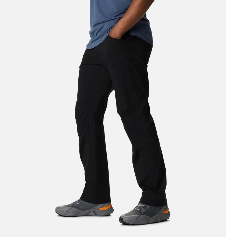 Silver Ridge™ II Stretch Pant | 010 | 42 Men's Silver Ridge™ II Stretch Pants, Black, a1