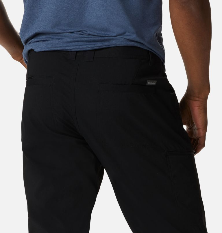 Silver Ridge™ II Stretch Pant | 010 | 36 Men's Silver Ridge™ II Stretch Pants, Black, a3